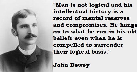 john dewey critical thinking theory The philosophy of john dewey a critical analysis  john dewey points out in a common faith  john dewey's theory of art,.